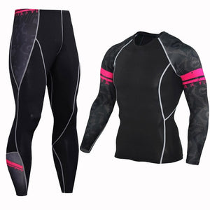 Men's  Fitness Tights - The Fit Hub