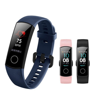 Touchscreen Heart Rate Tracker - The Fit Hub