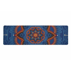 5 Mm 183*61cm Vintage Latin Style Yoga Mats - The Fit Hub