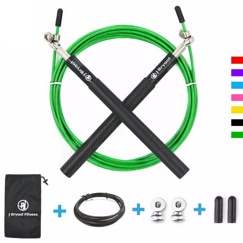 Speed Jump Rope - The Fit Hub