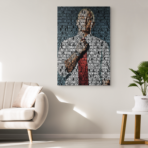 Eminem Canvas
