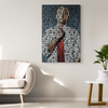 Image of Eminem Canvas