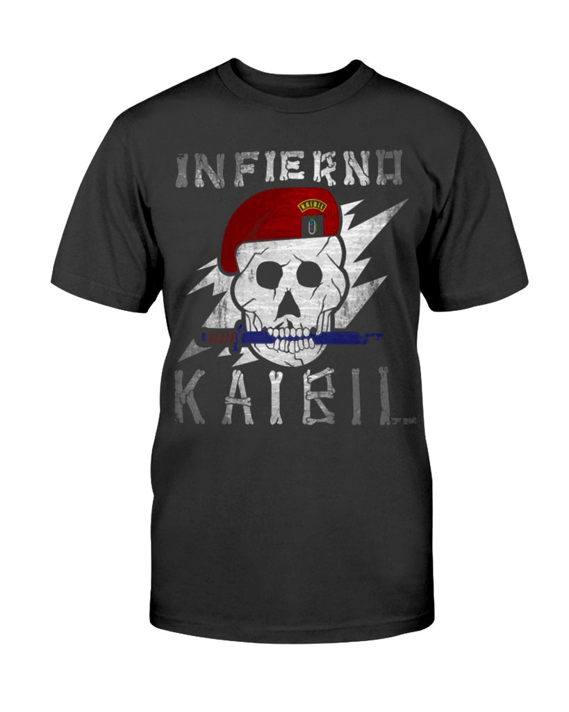 Infierno Kaibil Gift Men's T-Shirt