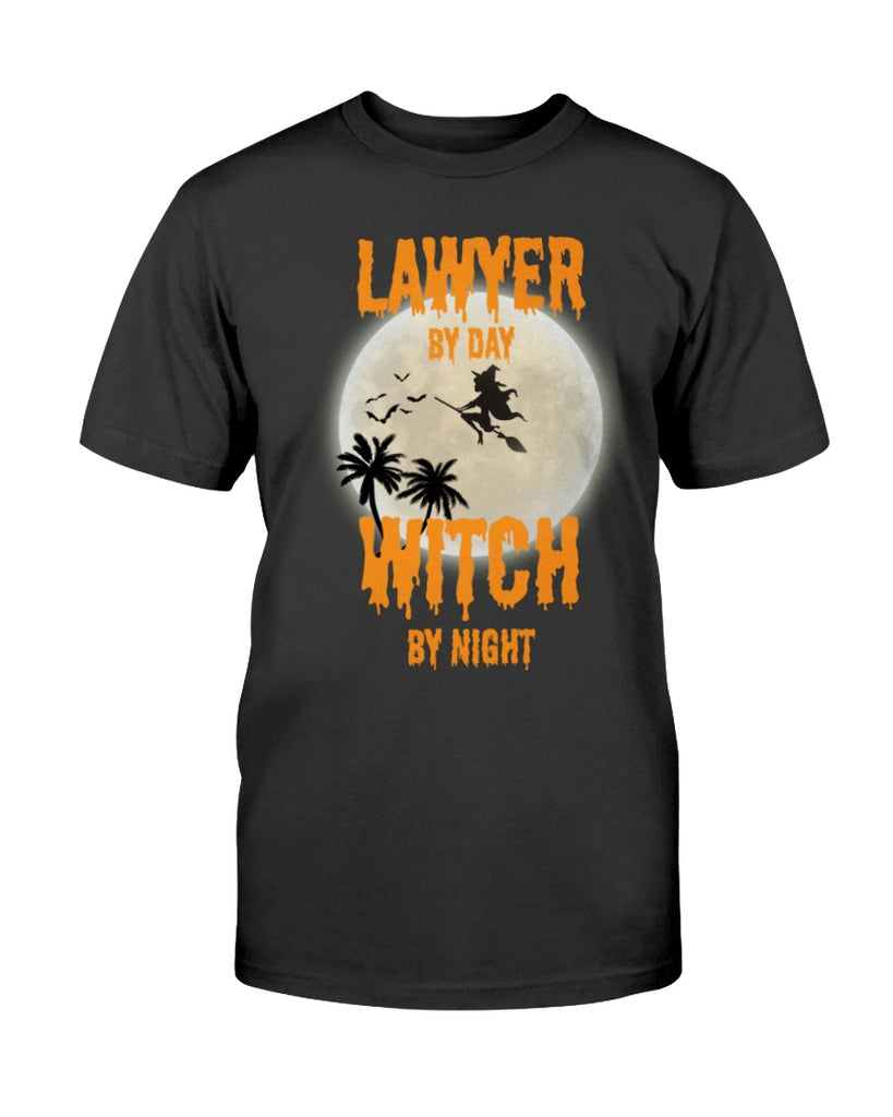 Lawyer by Day Witch by Night Halloween