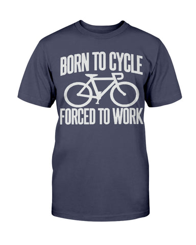 Born to Cycle Forced to Work