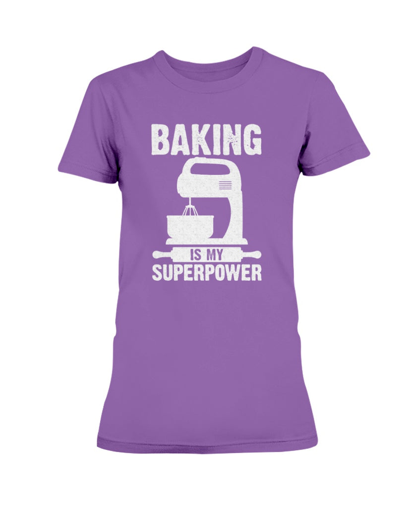 Baking is My Superpower Funny Baker