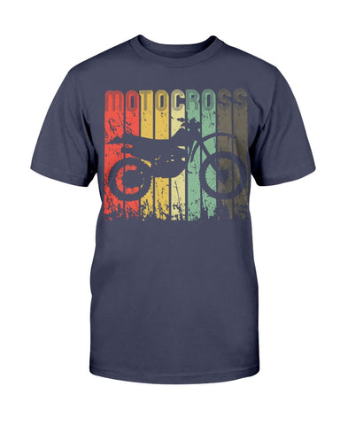 Braap! Vintage Retro MX Biker Motorcycle Gift Idea