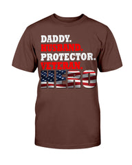 Daddy Husband Protector Veteran Hero