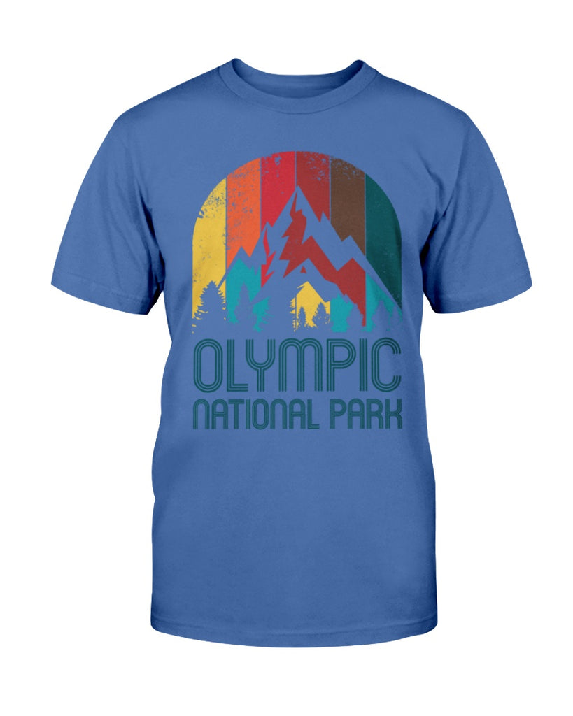 Olympic National Park Gift Souvenir Design