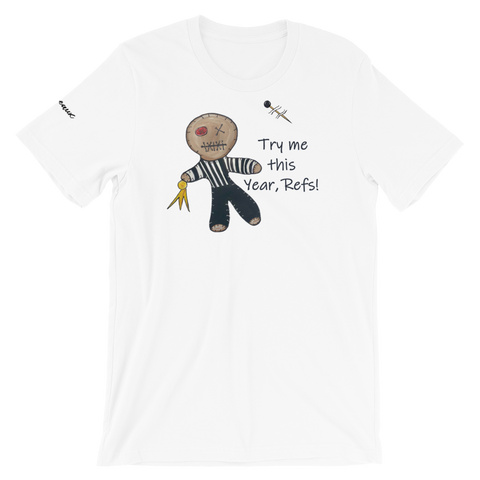 Unisex New Orleans Football Voodoo Tee