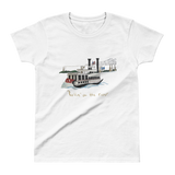 Women's New Orleans River Boat Top