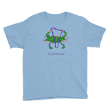 New Orleans Clawnival Youth T-shirt