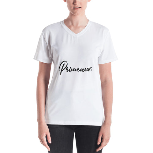 Primeaux Women's V-neck Top Merch