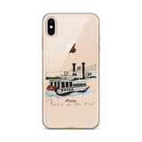iPhone Cover River Boat Case