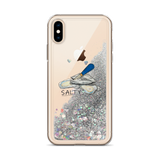 iPhone Cover SALTY Liquid Glitter Case