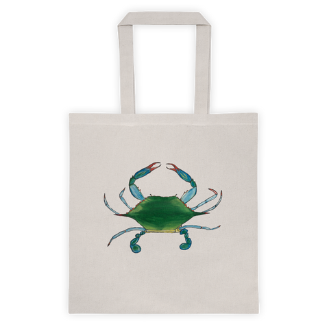 New Orleans Crab Simple Tote bag