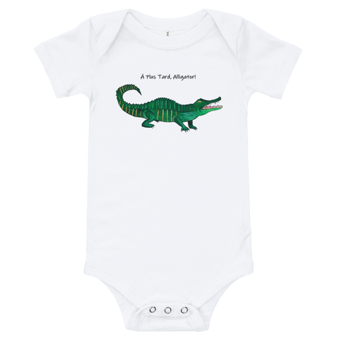 Baby's See You Later Alligator Bodysuit