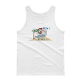 Men's New Orleans Pontchartrain Beach Summer Tank Tee