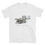 Men's New Orleans River Boat Tee