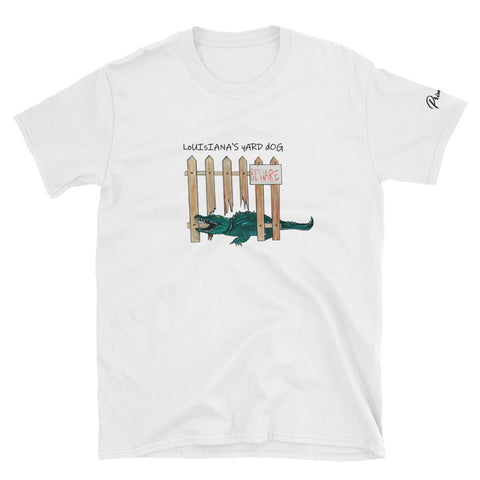 Unisex Louisiana Yard Dog Tee