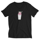 Women's Nectar with Cream V-Neck Tee