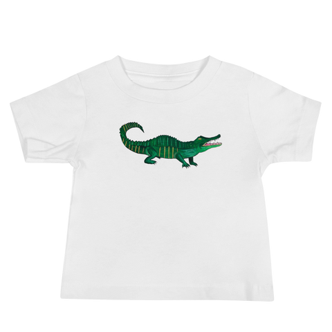 New Orleans NOLA Alligator Toddler T-shirt