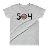 Women's New Orleans 504 Top