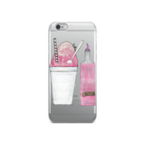 iPhone Cover Nectar with Cream Case