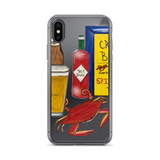 iPhone Cover Laissez bon Temps Rouler Case