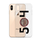 iPhone Cover New Orleans 504 Case
