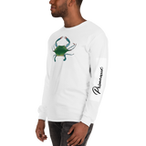Men's New Orleans Crab Long-Sleeve Tee