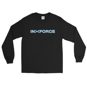 Open image in slideshow, light blue Inforce Long Sleeve - INFORCE Clothing