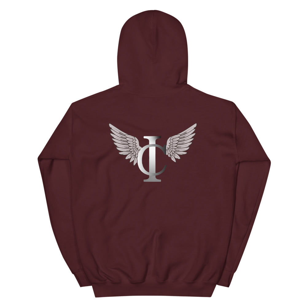 Angels Watching Over Us Hoodie