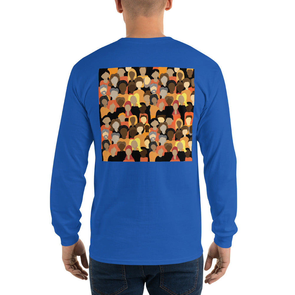 Strength in numbers long sleeve  T-Shirt - INFORCE Clothing