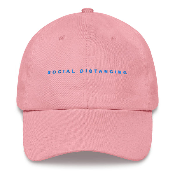 social distancing Dad hat - INFORCE Clothing
