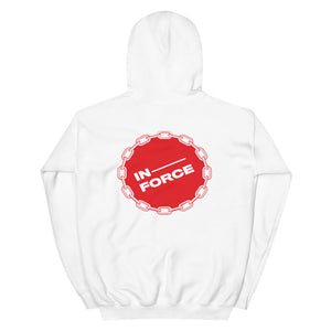 Open image in slideshow, Nothing But Love Hoodie - INFORCE Clothing