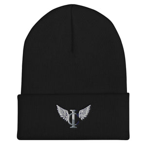 Open image in slideshow, Angels Watching Over Us Beanie