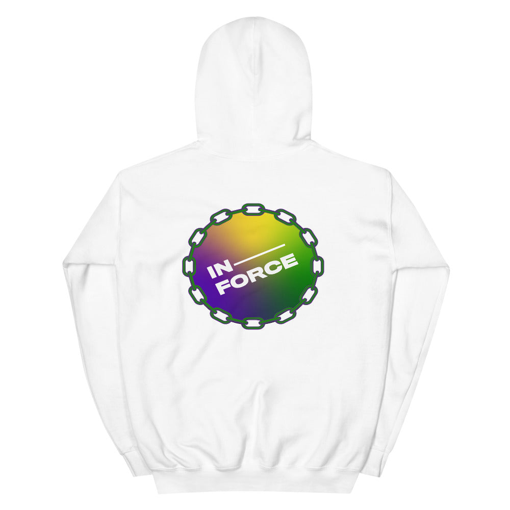 Mardi Gras Hoodie - INFORCE Clothing