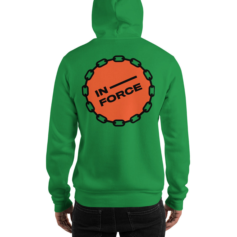 Inforce hoodie  Sweatshirt - INFORCE Clothing