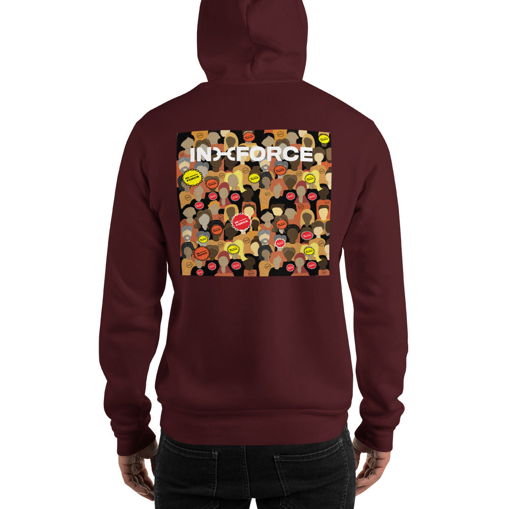 Strength in Numbers Hoodie - INFORCE Clothing