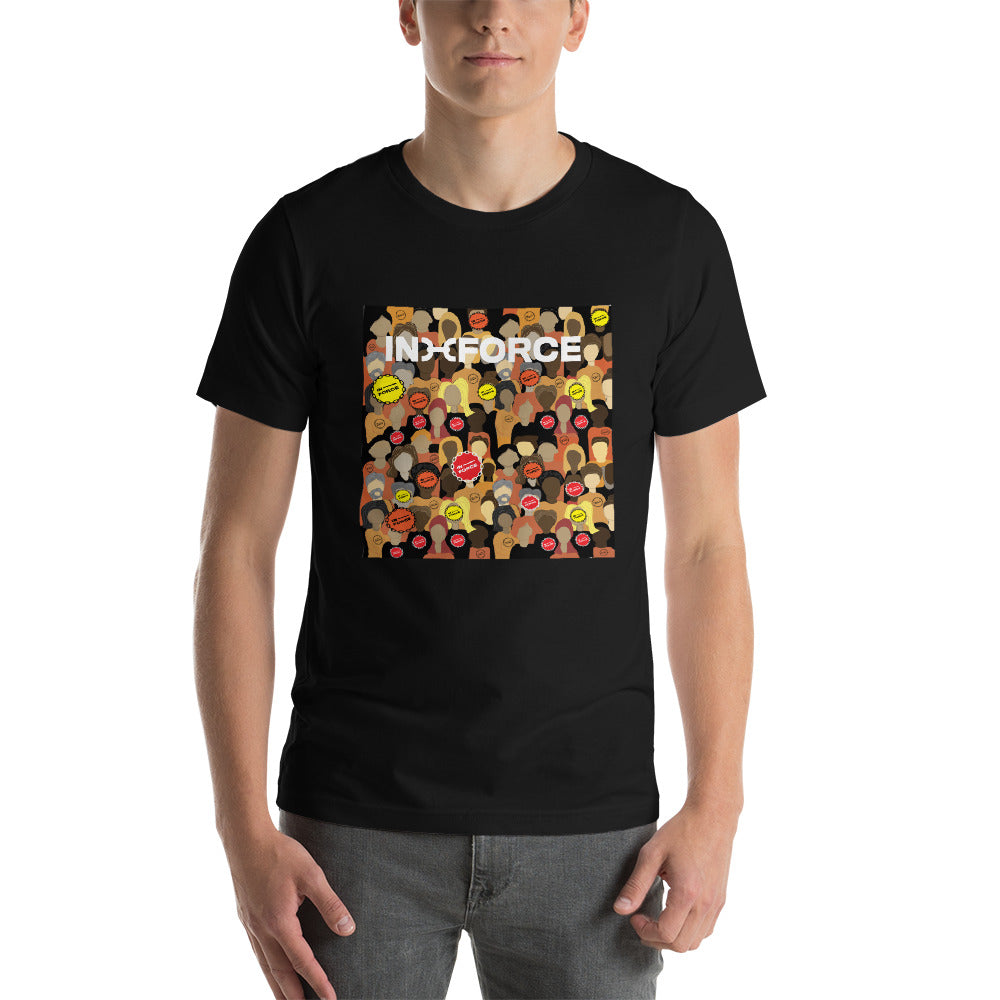 Strength in numbers T-Shirt - INFORCE Clothing