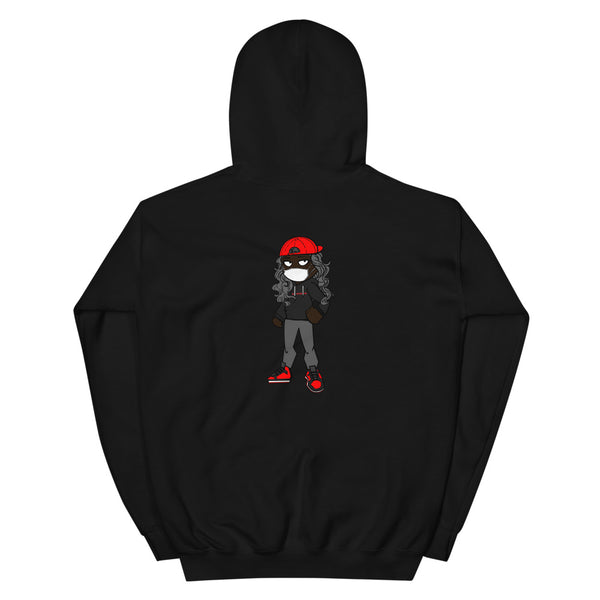 Female Inforce Cartoon Hoodie - INFORCE Clothing