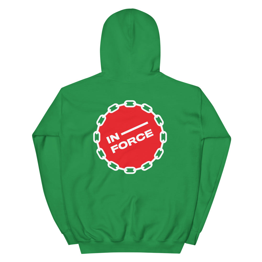 Green Holiday Hoodie