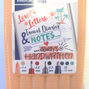 Handwriting | 6pc Triplus Multi Set