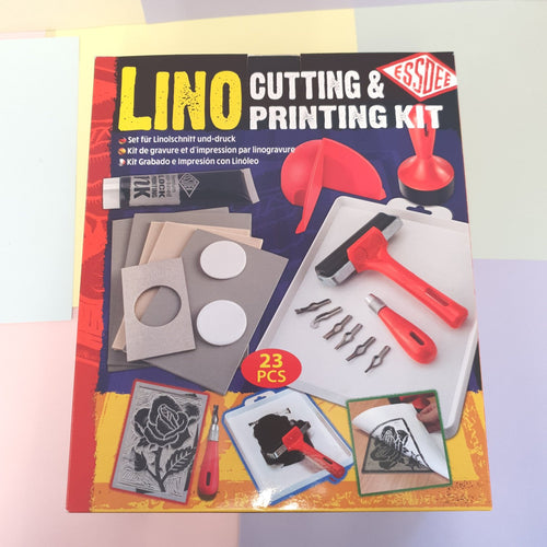 Lino Cutting & Printing Kit | Complete Starter Set