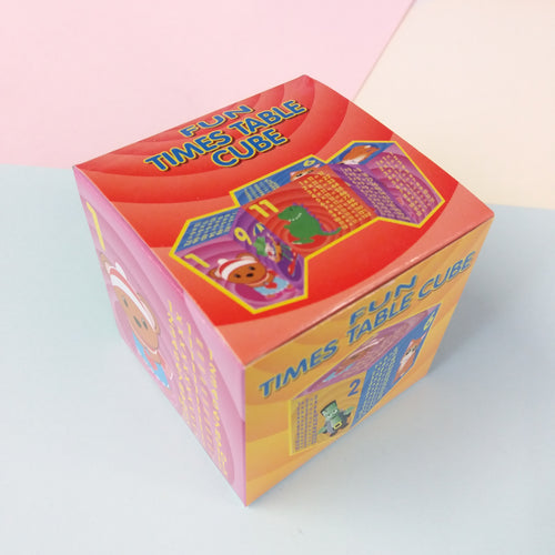 Times Tables Magic Cube