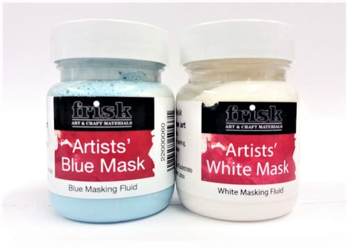 Artists Masking Fluid Individual 60ml | Blue / White