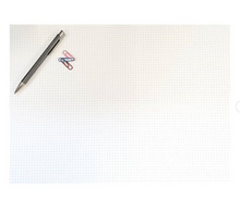 A3 52 Sheet |  Dot Grid Bullet Journalling Desk Pad