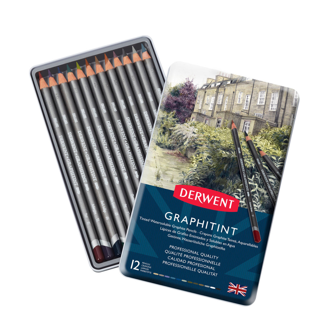 Derwent Graphitint Tin of 12
