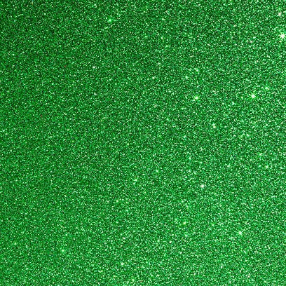Green Low-Shed A4 Glitter Card (Pack of 10 sheets)